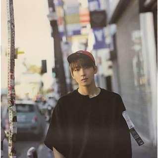 Seventeen Al1 Wonwoo Poster