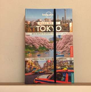 Lonely Planet Tokyo - Make my day