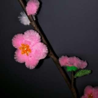 Handmade CNY flower