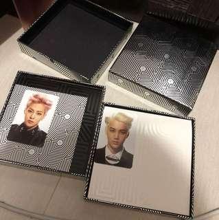 EXO Overdose 中版韓版