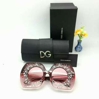 KACAMATA FASHION SUNGLASS D&G 18741