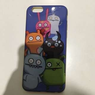 Iphone 6/6s cute Monster case