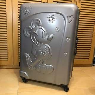 全新 米奇 行李箱 喼 旅行