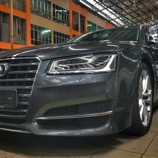 Audi S8 4.0 V8 TFSi