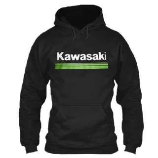 Kawasaki Team lines Racing Hoodie sweater jacket