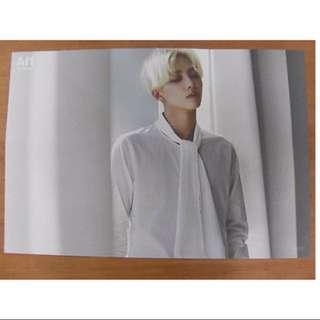 Seventeen Al1 Jeonghan Poster
