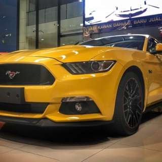 Ford Mustang GT 5.0 Fastback