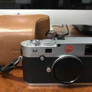 Leica M 240 Silver