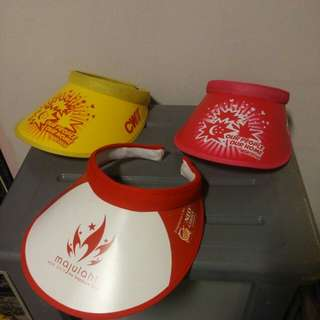 Free 'jockey cap' (NDP stuff)