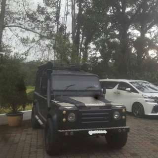 land rover defender 3.0