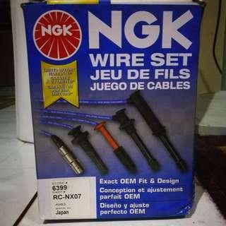 NGK (6399) NX07 Spark Plug Wire Set