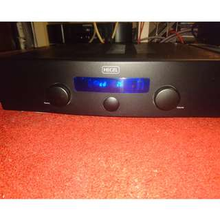 Hegel H100 Integrated Amp (120W) in Mint Condition