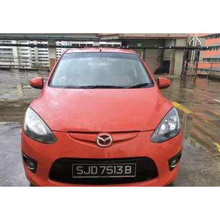 Mazda 2 Hatchback 1.5 Auto R