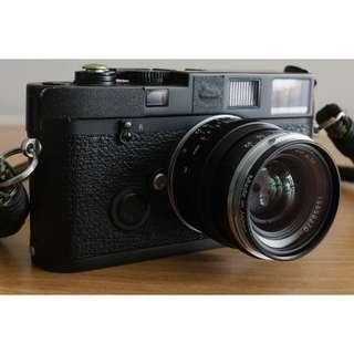 Leica m6 non ttl
