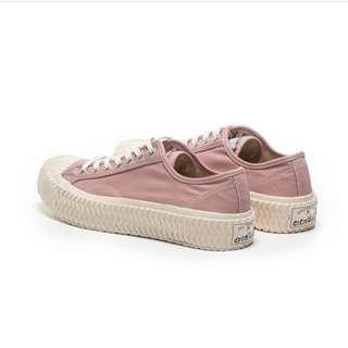 Excelsior 餅乾鞋 粉紅色