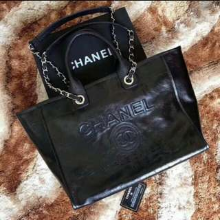 Chanel💖shopping bag😁