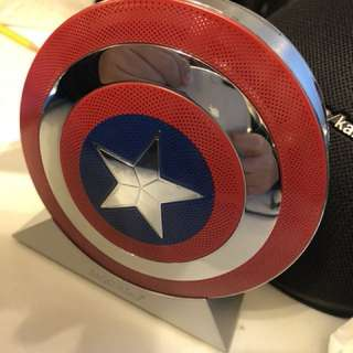 Original Captain America power bank/charger/* bluetooth speaker 美國隊長充電器