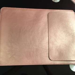 "ROSE GOLD Macbook Air ""13 sleeve"
