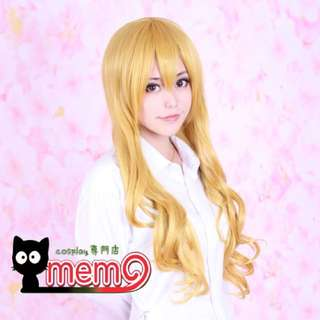 Cosplay Blonde Wig - Kuroko No Basket - Kise Genderbend / Death Note - Misa Amane / Sailor Moon - Usagi Tsukino / Fairy Tail - Lucy Heartfilia / False Love , Nise Koi - Chitoge Kirisaki