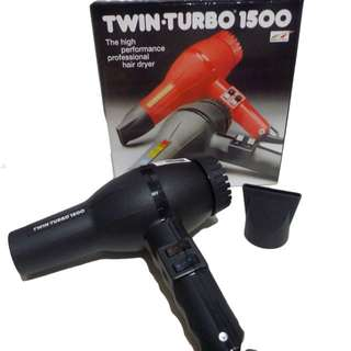 Twin Turbo Professional Hairdryer