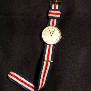DW 手錶 75%新 100%真品