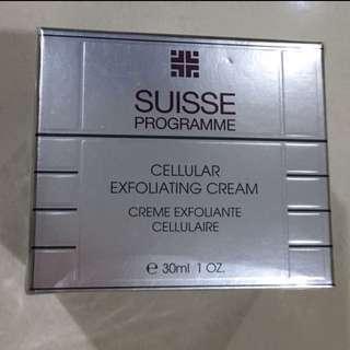 BNIB Suisse Programme Exfoliating Cream