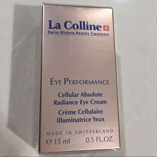 BNIB La Colline Eye Cream