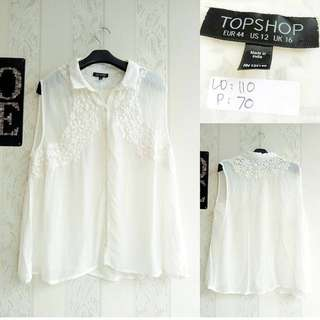 Top Shop White