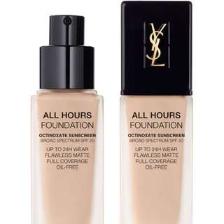 YSL All Hours Foundation in B20