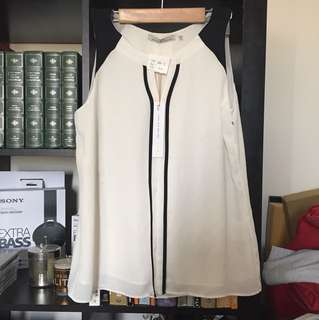 BNWT Sleeveless Blouse