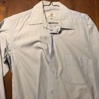 Formal navy shirt