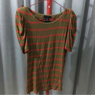 original MNG collection stripes top