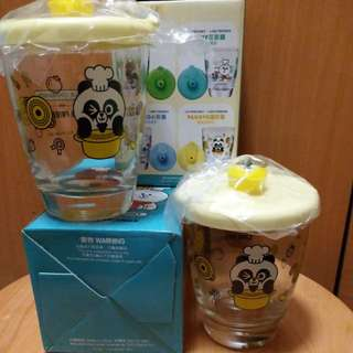🆕️Two 7-11 × Line Friends glass