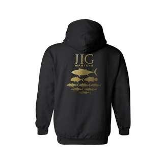 Fishing wear. Jig masters hoodie