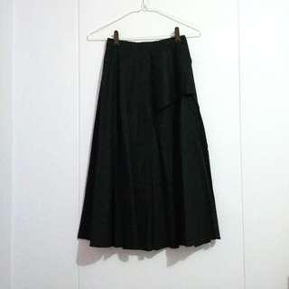 The Editor's Market Alana Midi Skirt
