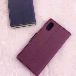 Iphone X organizer Case