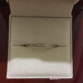 0.33卡鑽石戒指
