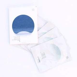 5折 日本 SASSOU Japan Hydra Pure Aqua+ Eye Masks 水凝保濕緊緻眼膜 20片 mask