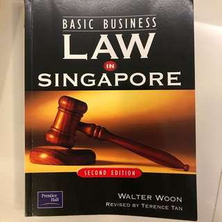 Basic Business Law in SG