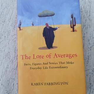 """Book """"The Lore of Averages"""""""