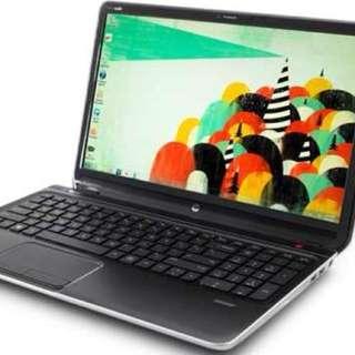 HP i7 Quad-Core Pavilion Gaming Laptop