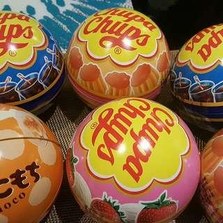 日本版鐵盒限量版珍寶珠 內附六支珍寶珠或糖果
