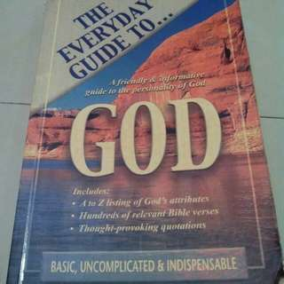 Everyday Guide to God