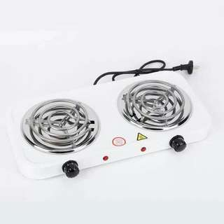 Hot plate (white color)