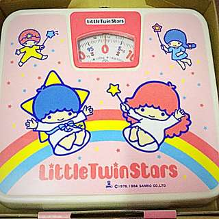 絕版little twin star (純分享)