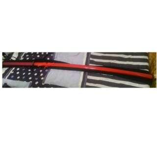 日本刀 武士刀 戰甲+劍袋