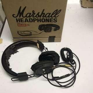 Marshall headphones to be restored