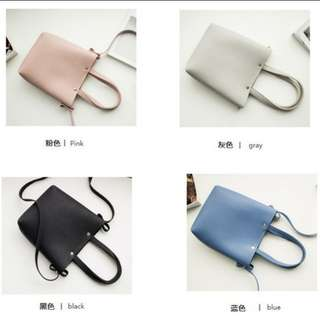 Korean Mini Square Sling Bag