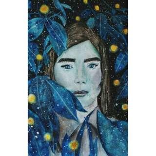 """Nocturne"" Art Print"