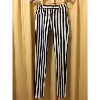 Stripes legging (small size)